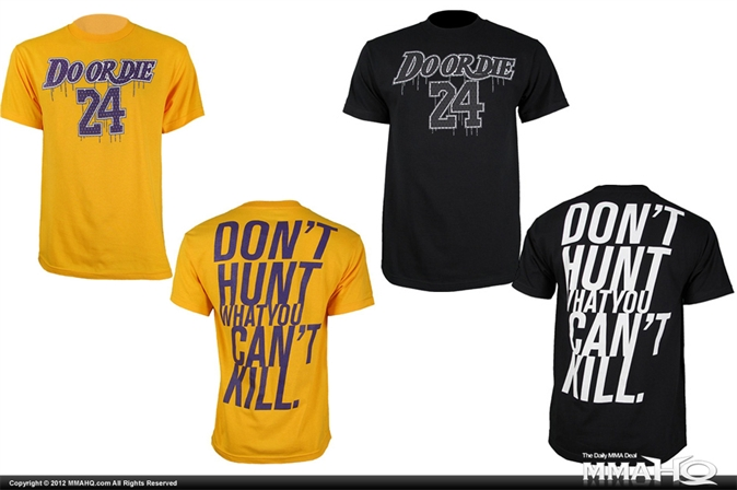 Do or Die Dont Hunt Tee